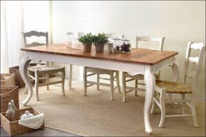 שולחן אוכל – לואי משולב 347