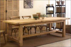 שולחן אוכל – שולחן אבירים DA4