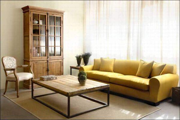 שולחן סלון ,סדרת עץ אלון WILD 2011sh-099