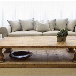 שולחן סלון – עץ אלון Wild