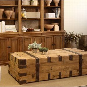 שולחן סלון – מזוודה