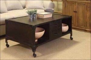 שולחן סלון אורבני – ברזל