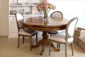 שולחן אוכל עגול – SPM1000