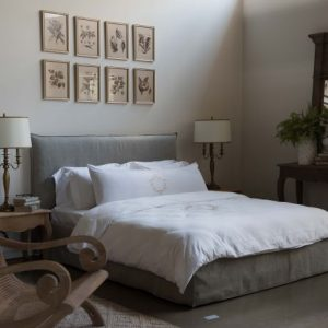 מיטה זוגית GHOST