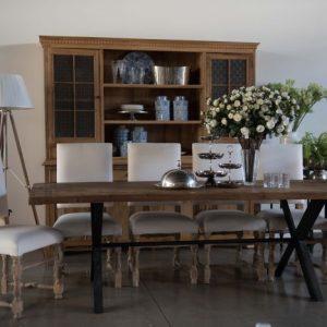 שולחן אוכל – DA3 IRON