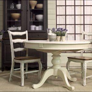 שולחן אוכל עגול KMD 2