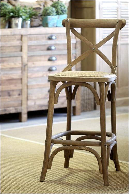 כסא בר ראטןX