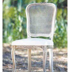 כיסא בריזה גב קש