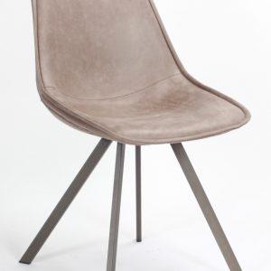 כסא מרופד טומי