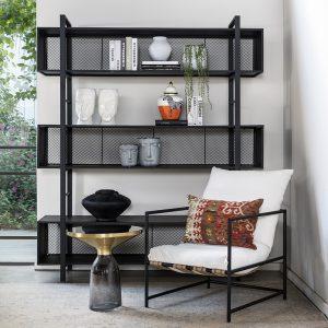 ספריית רשת שחורה – 3 שורות