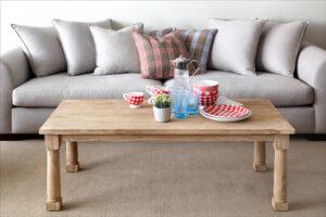 שולחן סלון מעוצב מלבני